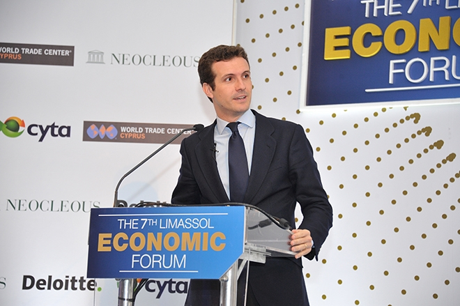 7th Limassol Economic Forum Gallery
