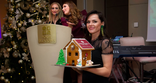 2. A Holiday Gala Cocktail by Property Gallery