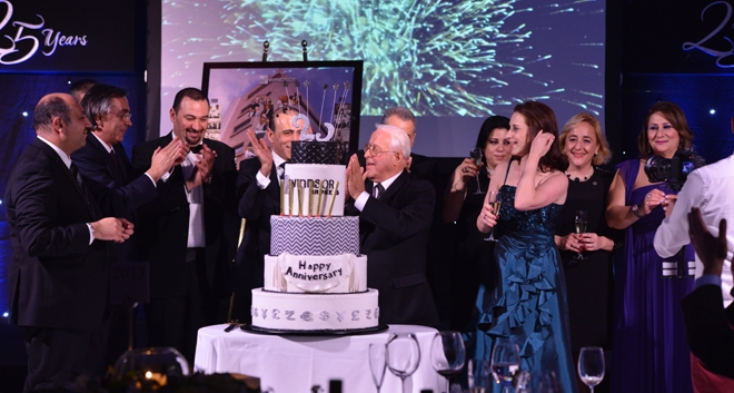 Windsor Brokers' 25th Anniversary