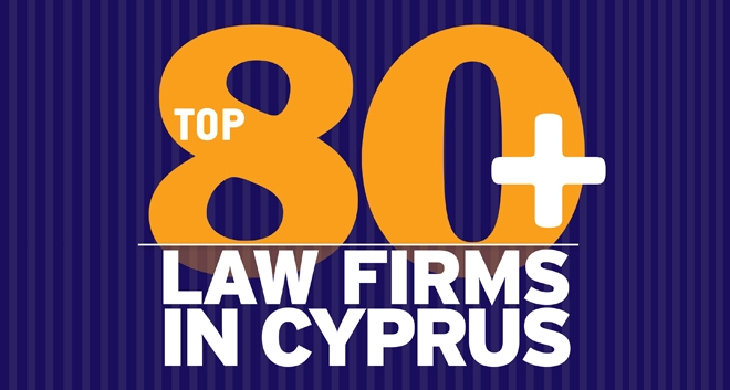 Top 80+ Law Firms in Cyprus