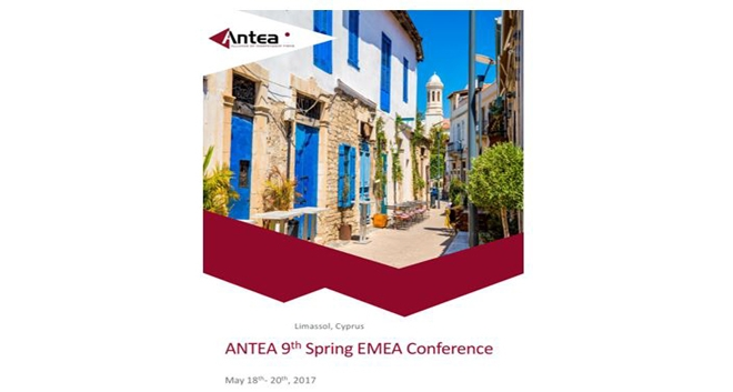 Eurofast Hosts ANTEA 9th Spring EMEA Conference