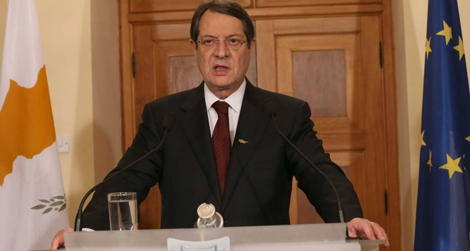 President Anastasiades Presents National Recovery Plan For The Post-COVID Era