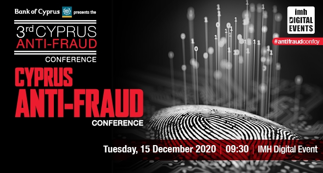 SAVE THE DATE: 3rd Cyprus Anti-Fraud Conference