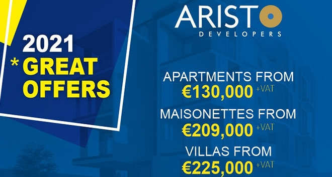 Aristo Developers: Excellent Real Estate Opportunities for 2021