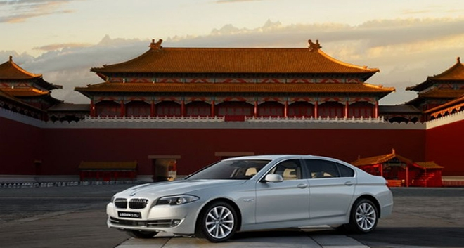 BMW to Spend $4.1bn to Buy China Partner