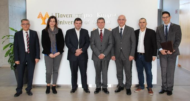 BoC Helps Establish a Medical Oncology Chair at the University of Cyprus