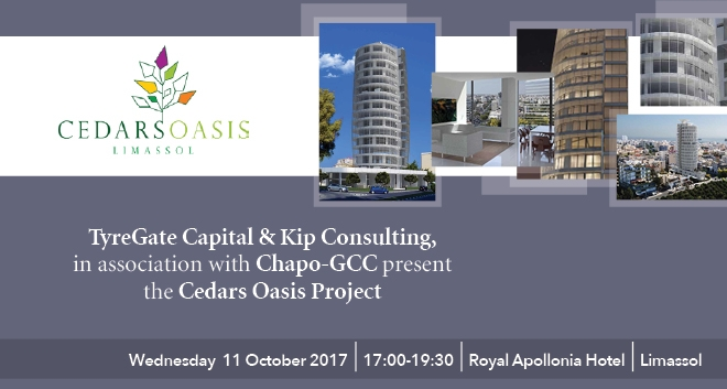 Project Presentation of Cedars Oasis