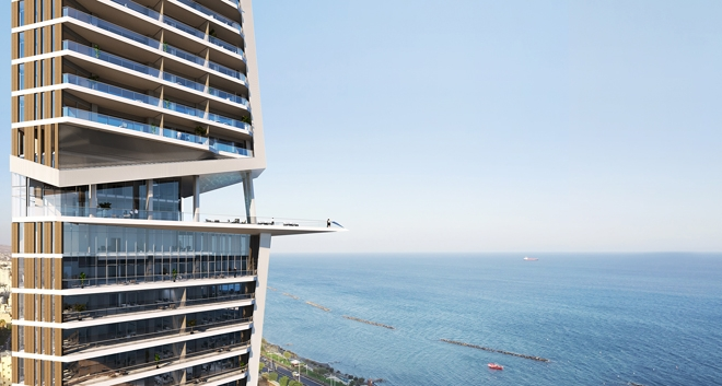 Cybarco to Launch Trilogy Limassol Seafront