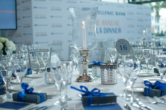 16. 1st Annual Hellenic Bank Business Division Gala Dinner