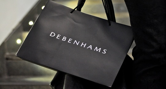Debenhams Unveils Its Strategy for Improving Appeal and Online Service