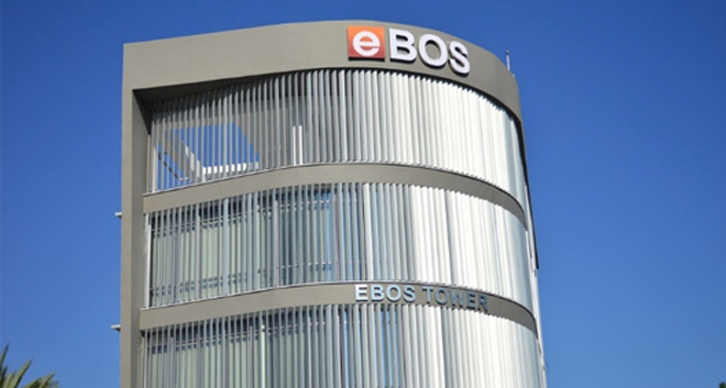 New Offices for eBOS Technologies