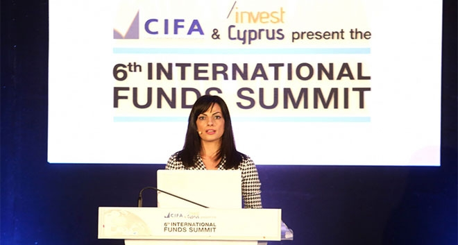EY Cyprus Gold Sponsor At The 6th International Funds Summit