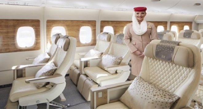 Emirates Takes A380 Experience To New Heights