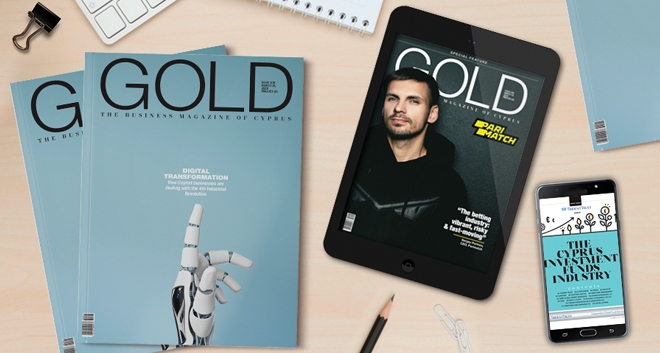 GOLD Magazine: Digital Transformation
