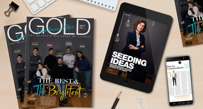 GOLD Magazine: The Best & The Brightest