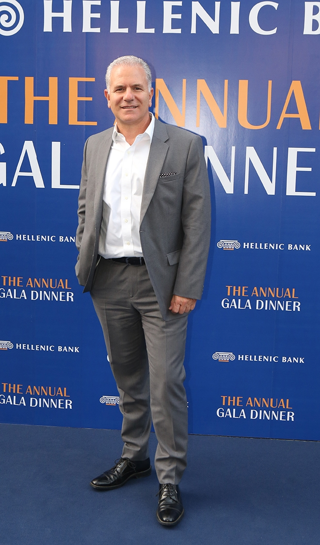 9. 1st Annual Hellenic Bank Business Division Gala Dinner