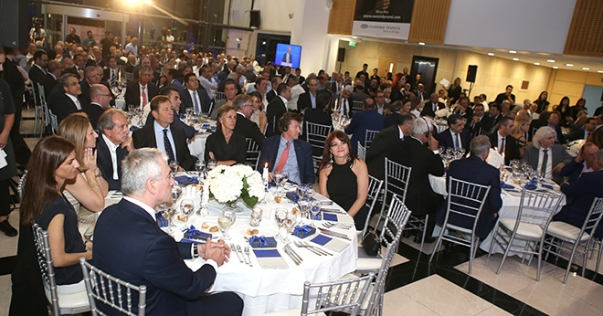 1. 1st Annual Hellenic Bank Business Division Gala Dinner