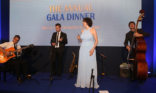 14. 1st Annual Hellenic Bank Business Division Gala Dinner