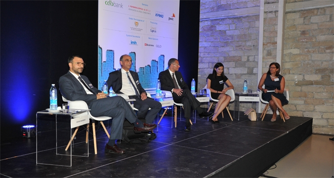 Panel Discussion at the 3rd Cyprus International Investors Summit: Taxes, Benefits and Living