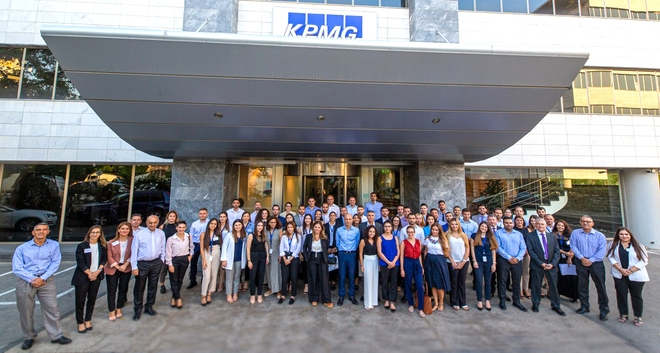 The KPMG Family Is Growing and Welcomes its new Members
