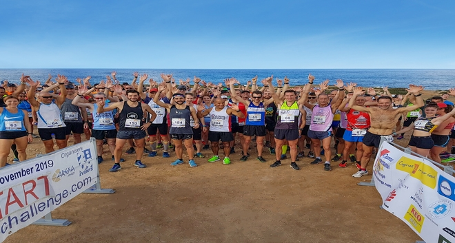 "LEPTOS GROUP Sponsors the Cyprus International 4-Day Challenge 2019 by ""ARENA SPORTS"""