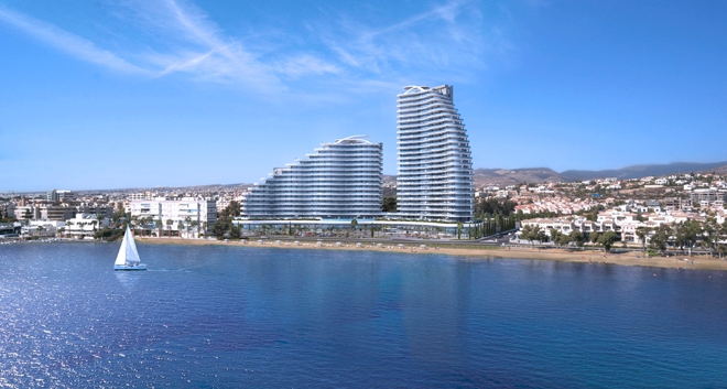 Limassol Del Mar Included in The Sunday Time's Worldwide Developments