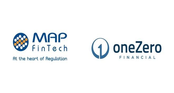 MAP Fintech and oneZero Announce Partnership to Collaborate in Research and Development for Integration of their Systems