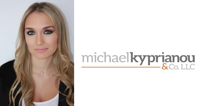 Marina Hadjisoteriou Is Admitted as a Partner at Michael Kyprianou & Co. LLC