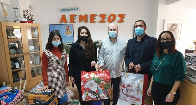 Melco Empowers Cyprus' Local Community During Festive Season