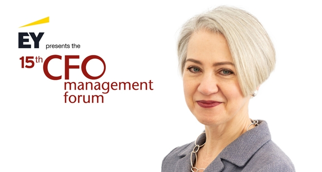 Rachel Neaman: It's no Longer Enough for a CFO to Be Simply a 'Numbers Person'