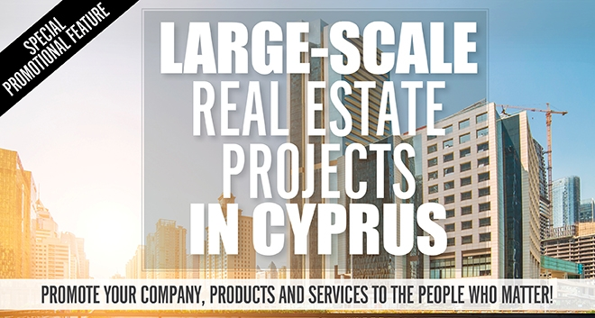 Gold Magazine Special Promotional Feature – Large-Scale Real Estate Projects in Cyprus