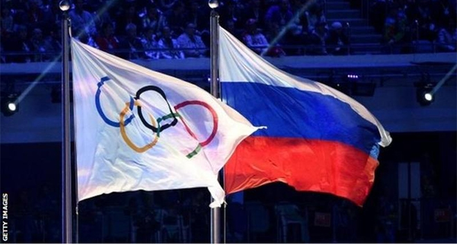 Russia Banned for Four Years to Include 2020 Olympics and 2022 World Cup
