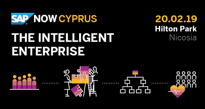 SAP NOW Cyprus 2019 to be Held at Hilton Park Hotel Nicosia