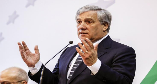 Tajani: We Do Not Intend to Forget the Issue of Terrorism