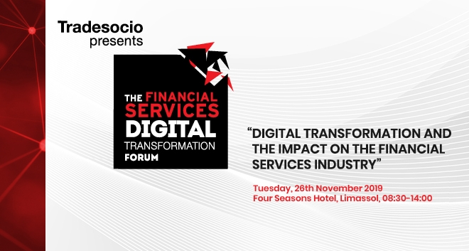 The Financial Services Digital Transformation Forum Presents Marios Tannousis