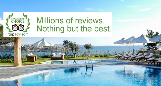 Tripadvisor S Top Luxury Cyprus Hotels