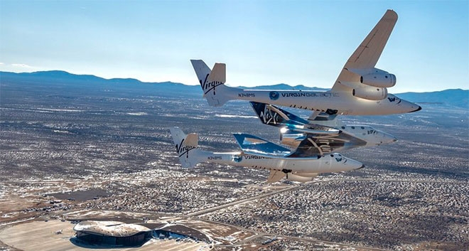 Virgin Galactic Sees Demand For Space Travel Surge