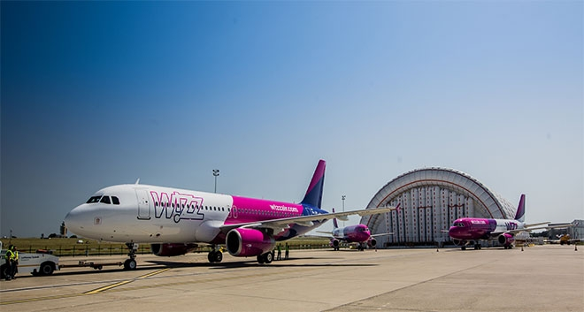 Wizz Air Announces New Larnaca-Bergen Route