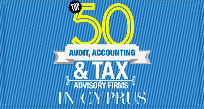 The Top 50 Accounting/Audit/Tax Advisory Firms in Cyprus
