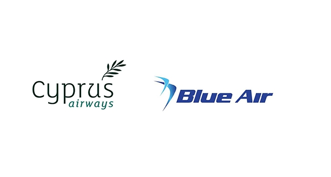 Cyprus Airways and Blue Air Launch Code-Share Partnership