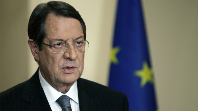 Nicos Anastasiades Expresses Full Appreciation for EUCO Conclusions On Turkey