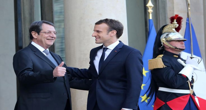 Cyprus, France to Boost Defense Ties Under Cooperation Deal