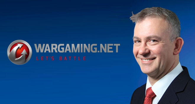 Andrew Tinney to Join Wargaming as CFO
