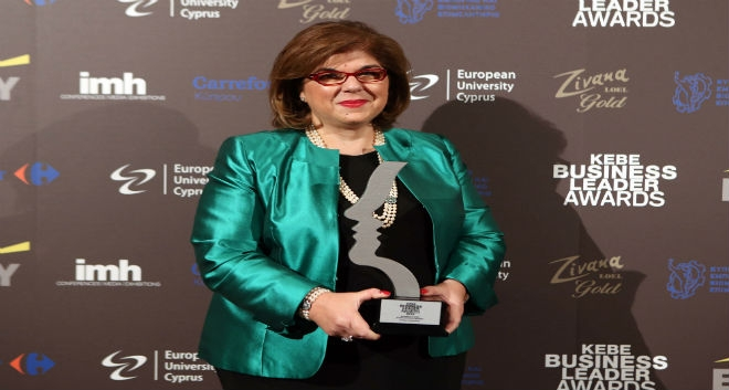 Artemis Antoniadou Named Top Business Leader in Commercial Sector
