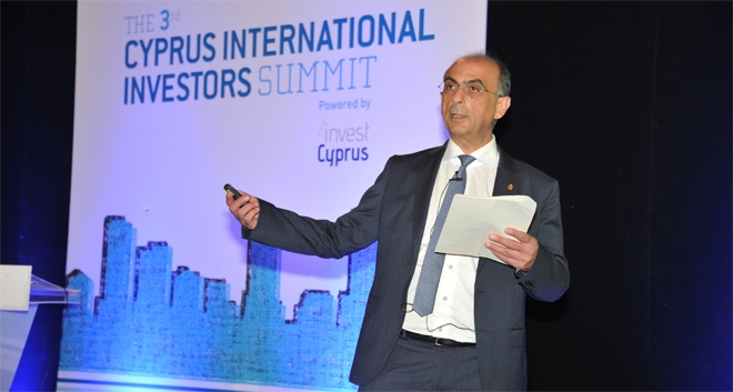 Michael Antoniou: Cyprus is on a Growth Trajectory