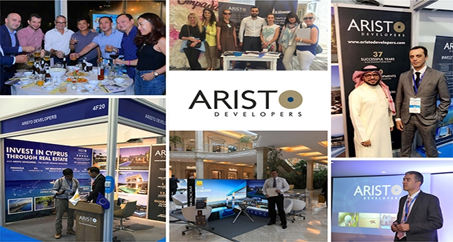 Aristo Developers Participates in International Exhibitions in September
