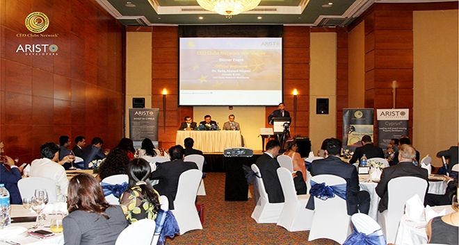 Aristo Developers Attends International Business Conference in the UAE