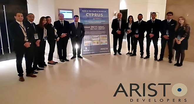 Aristo Developers Attends International Business Conference in Egypt