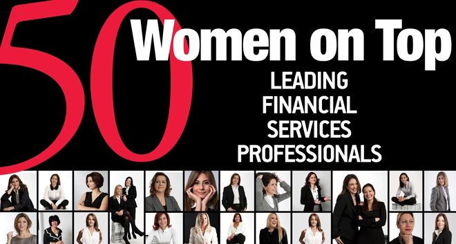 50 Leading Female Financial Services Professionals
