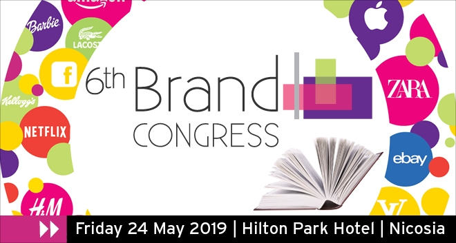 6th Brand Congress: Acclaimed Branding & Marketing Experts in Cyprus for a Day